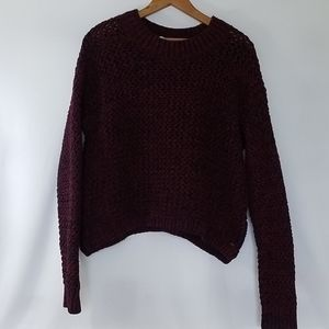 H&M LOGG Cropped Sweater
